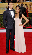 Harry Shum Jr., Shelby Rabara, Screen Actors Guild