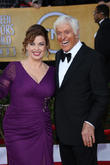 Dick Van Dyke and Arlene Silver