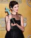 Anne Hathaway, Shrine Auditorium, SAG Awards