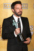 Ben Affleck, Shrine Auditorium, SAG Awards