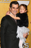Ty Burrell, Aubrey Anderson-Emmons, Shrine Auditorium, SAG Awards
