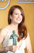 Julianne Moore, Shrine Auditorium, Screen Actors Guild