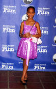 Quvenzhane Wallis, Arlington Theater, Annual Santa Barbara International