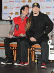 Jeremy Spencer and Zoltan Bathory