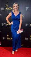 REBECCA GIBNEY, THE STAR, AACTA Awards