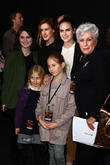 Marlene Willis with granddaughters Hayley Willis, Sienna Willis, Tallulah Belle Willis and Rumer Willis