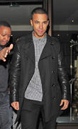 Jls - Jls Seen Leaving The...
