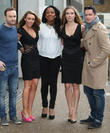 Kevin Simm, Michelle Heaton, Kelli Young, Jessica Taylor, Tony Lundon and Liberty X