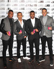 Aston Merrygold, Marvin Humes, Jb Gill and Oritsé Williams