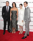 Channing Tatum, Catherine Zeta-Jones, Rooney Mara, Jude Law, AMC Lincoln Loews Theater Lincoln Square NYC