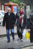Len Goodman and Craig Revel Horwood