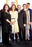 Melissa Manchester, Caroline Kennedy, Keith Hernandez and Cynthia Nixon