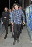 Harry Styles enjoys a night out