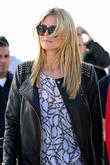 Heidi Klum filming 'Germany Next Top Model'