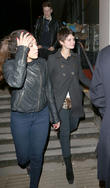 Pixie Geldof and Miquita Oliver