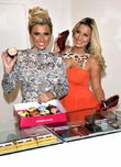 Sam Faiers and Billie Faiers