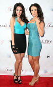 Chrystal Durman and Jenn Sterger