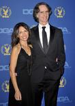 Jay Roach and Susanna Hoffs