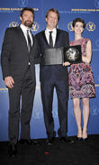 Hugh Jackman, Tom Hooper, Anne Hathaway