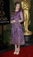 Amy Adams, Beverly Hilton Hotel