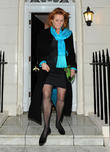 Sarah Ferguson Settles Phone Hacking Case