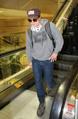 josh hutcherson at lax