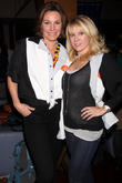 Countess Luann De Lesseps and Ramona Singer