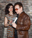 Helen Seymour and Bono