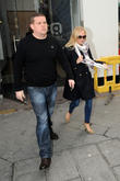 Emma Bunton and Paul James Bunton