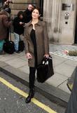 Gemma Arterton at Radio 1