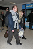 Heidi Montag and Pratt At Lax