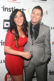 Angelina Pivarnick and Adam