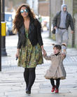 Myleene Klass, Hero Quinn, London