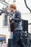 Ed Sheeran At The Grove