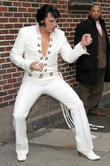 Elvis, The Late Show, David Letterman