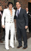 Elvis, John Barbaugh, The Late Show, David Letterman