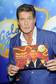 David Hasselhoff launches GalaBingo.com's new scratchcard