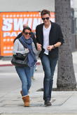 EXCLUSIVE Lea Michele and boyfriend Cory Monteith have...