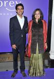 Suraj Sharma and guest