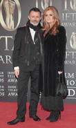 Tommy Tiernan and Yvonne McMahon