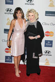 Melissa Rivers, Joan Rivers, Beverly Hilton Hotel, Grammy