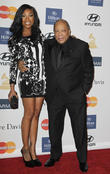 Brandy and Quincy Jones