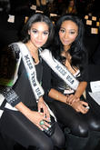 Miss Teen Usa Logan West and Miss Usa Nana Meriwether