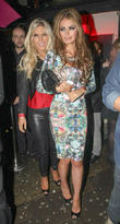 Chloe Simms and Frankie Essex