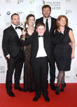 Chris O'dowd and Moone Boy Cast