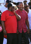 Jamie Foxx, Cedric The Entertainer and Dj Irie