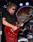 Sammy Hagar performing on the final night of Cabo Wabo Cantina