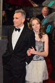 Daniel Day Lewis and Charissa Shearer