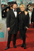Hugh Jackman, Deborra-Lee Furness, BAFTA