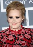 Adele Scoops MBE Awarded By Prince Charles For Services To Music